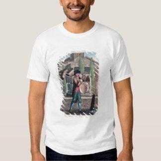 Hair Brooms, Shoreditch Church Tee Shirt