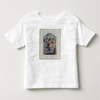 Hair Brooms, Shoreditch Church Shirt