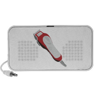 Hair Clipper iPod Speakers
