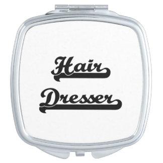 Hair Dresser Classic Job Design Mirrors For Makeup