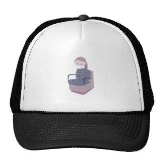 Hair Dryer Base Mesh Hat