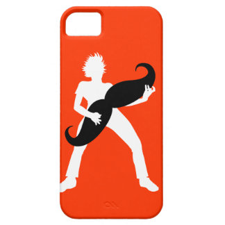 Hair Guitar Barely There iPhone 5 Case