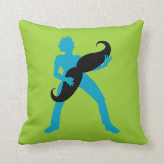 Hair Guitar Cushion