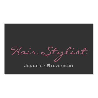 Hair Makeup Cosmetologist Professional Business Pack Of Standard Business Cards