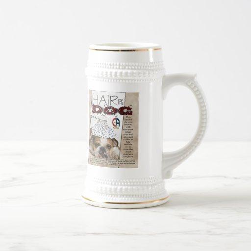 Hair Of The Dog Coffee Mugs