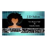 Hair Salon businesscards Business Cards