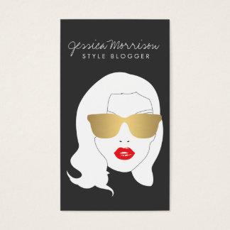 Hair Salon, Style Blogger, Beauty Girl III