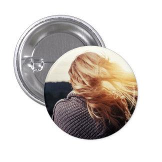 Hair Statement - Button