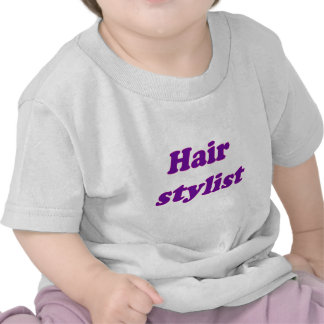 hair stylest tee shirts