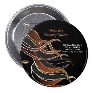 Hair Stylist 7.5 Cm Round Badge