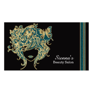 Hair stylist appointment card pack of standard business cards
