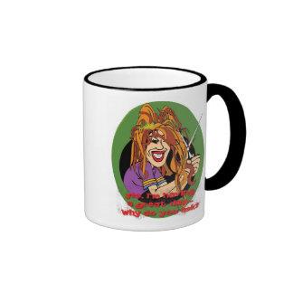 Hair Stylist Attitude Coffee Mugs