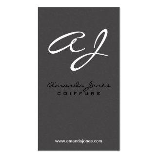 Hair Stylist - Business Cards