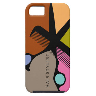 Hair Stylist iPhone 5 Case