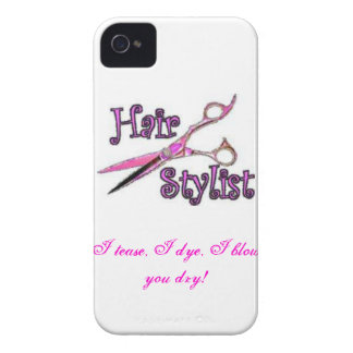 Hair stylist Iphone case iPhone 4 Case-Mate Cases