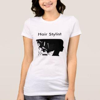 Hair Stylist Ladies T-Shirt