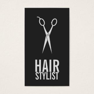 Hair Stylist - Light Gray Scissors