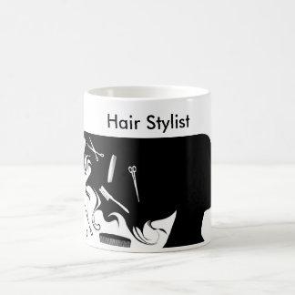 Hair Stylist Morphing Coffee/Tea Mug