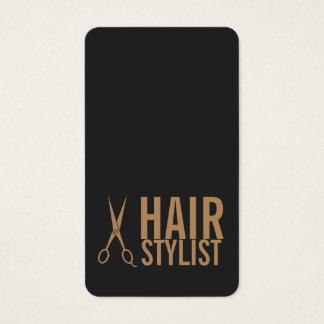 Hair Stylist - Pale Gold Scissors