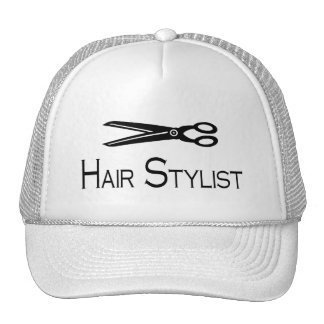 Hair Stylist (Scissors) Cap