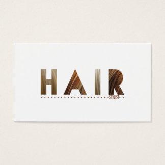 Hair Stylist (Today's Best Award) Business Card