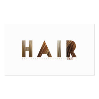 Hair Stylist (Today's Best Award) Pack Of Standard Business Cards