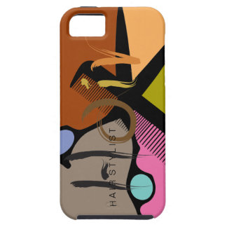 Hair Stylist Tough iPhone 5 Case