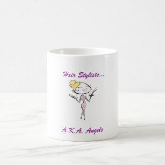 Hair Stylists are Angels Coffee Mug