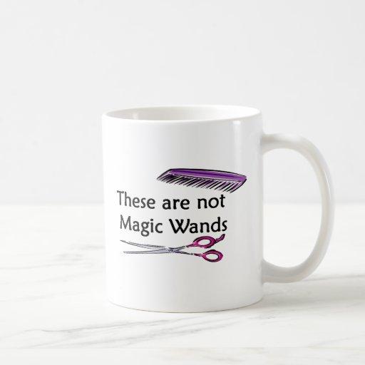 Hair WANDS Basic White Mug