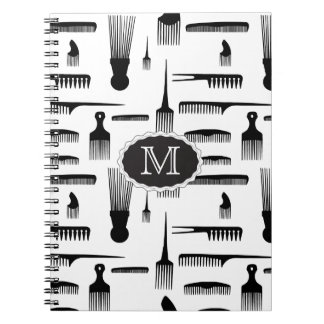 Hair We Go Fashion Notebooks
