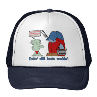 HairBall Mugging Cap