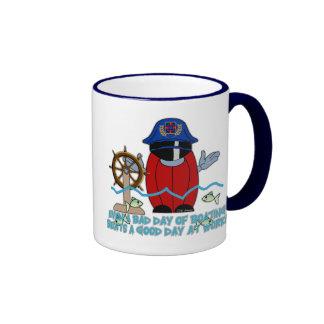 HairBall Skipper Sinking Mug