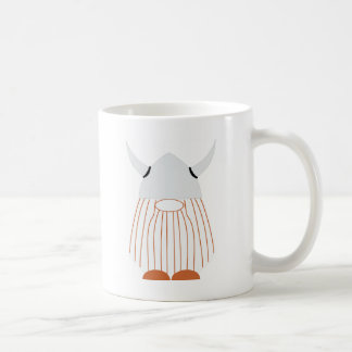 HairBall Viking Coffee Mug