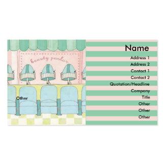 Hairdresser Business Card