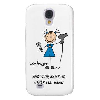 Hairdresser Stick Figure HTC Vivid / Raider 4G Case