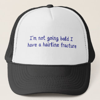 Hairline Fracture Hat