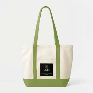 HAIROBICS PURSE TOTE BAG