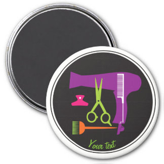 Hairstyles tools magnet