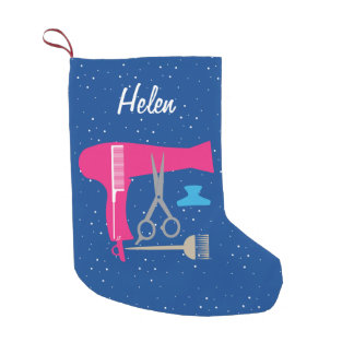 Hairstyles tools small christmas stocking