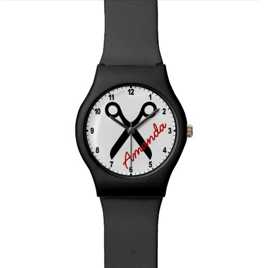 Hairstylist Cosmetologist Beauty Salon Hairdresser Watch