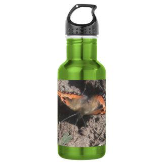Hairy Butterfly Dirt Foraging 532 Ml Water Bottle