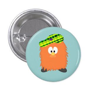 Hairy Haggis 3 Cm Round Badge