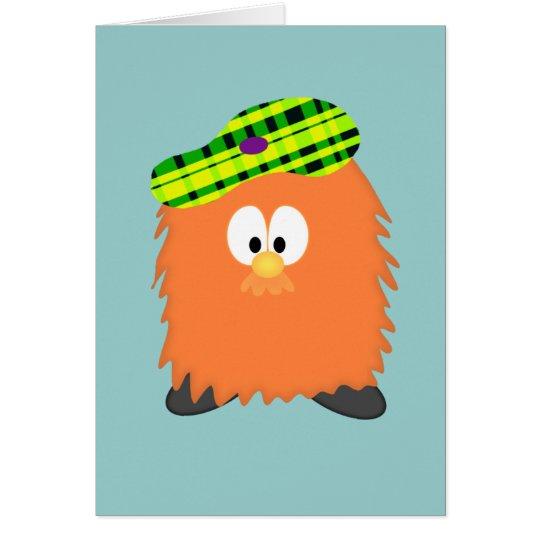 Hairy Haggis Card