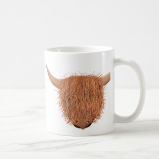 Hairy Highland Cow Mug