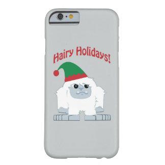 Hairy Holidays! Christmas Yeti iPhone 6 Case