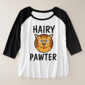 Hairy Pawter, Funny Cat T-shirts & sweatshirts