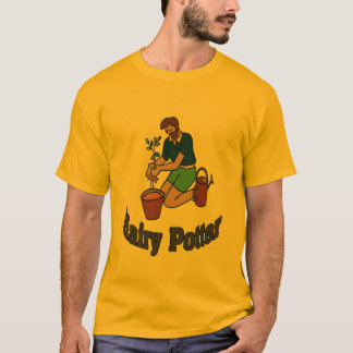 Hairy Potter Gardening T-Shirt