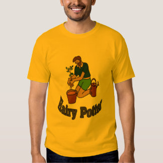Hairy Potter Gardening Tees