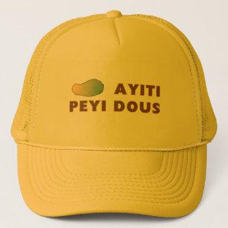 haiti007 trucker hat