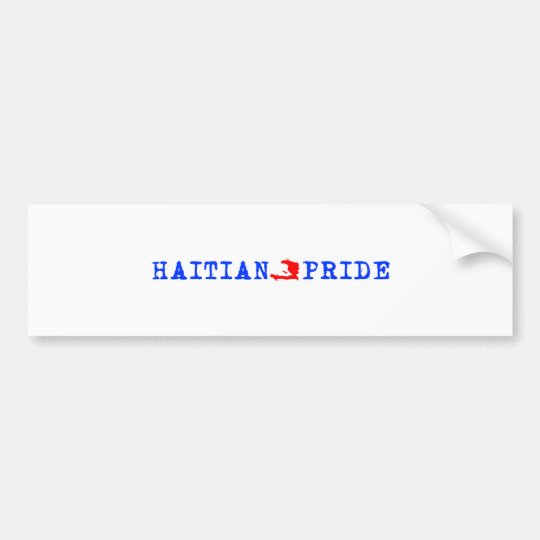 haiti008 bumper sticker